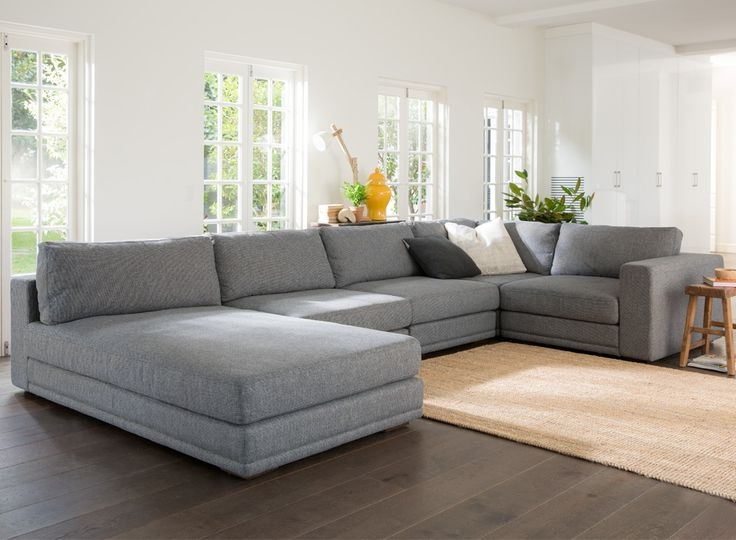 Sofa Outstanding Deep Sectional Sofa 2017 Ideas Large Sectional effectively for Deep Cushioned Sofas (Image 20 of 20)