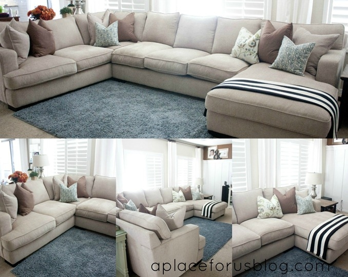 Sofa Shopping And The Perfect Sectional Just Destiny nicely with regard to 10 Foot Sectional Sofa (Image 19 of 20)
