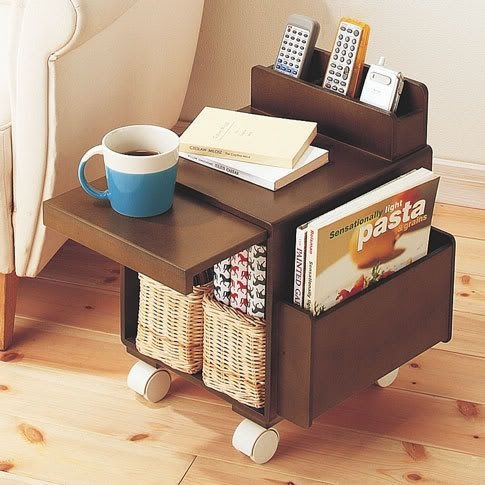 Sofa Storage Side Table Tables Uk Wicker Cherry Ikea Topglory clearly pertaining to Sofa Side Tables With Storages (Image 18 of 20)