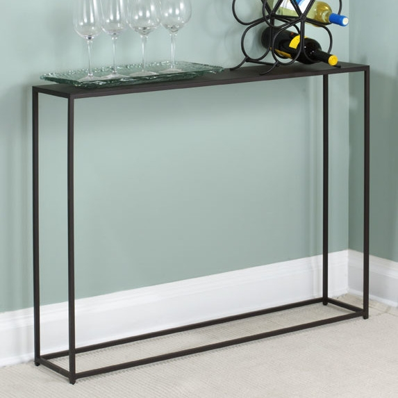 Sofa Table Design Narrow Sofa Tables Astounding Contemporary very well in Narrow Sofa Tables (Image 15 of 20)