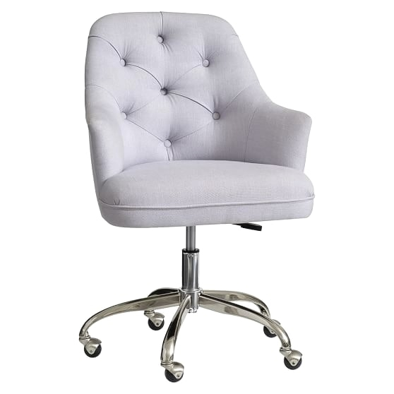 Sofa Upholstered Desk Chair White With Arms Staples Chairs Well With Regard To Sofa Desk Chairs (View 15 of 20)