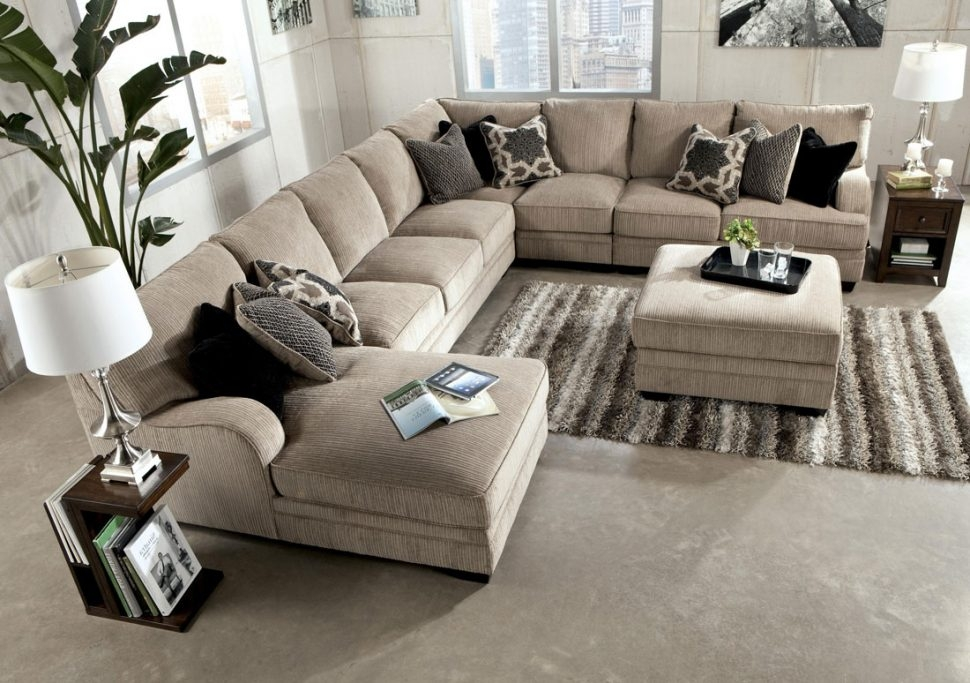 Sofas Center Decor Artificial Classic Corduroy Sectional Sofa certainly with Classic Sectional Sofas (Image 18 of 20)