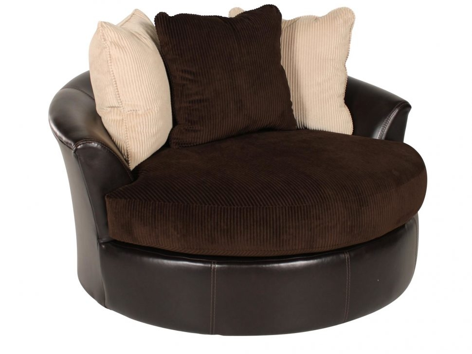 Sofas Center Large Round Sofa Chair Cheaplarge Cheaptrendy Effectively Within Round Sofa Chairs (View 18 of 20)