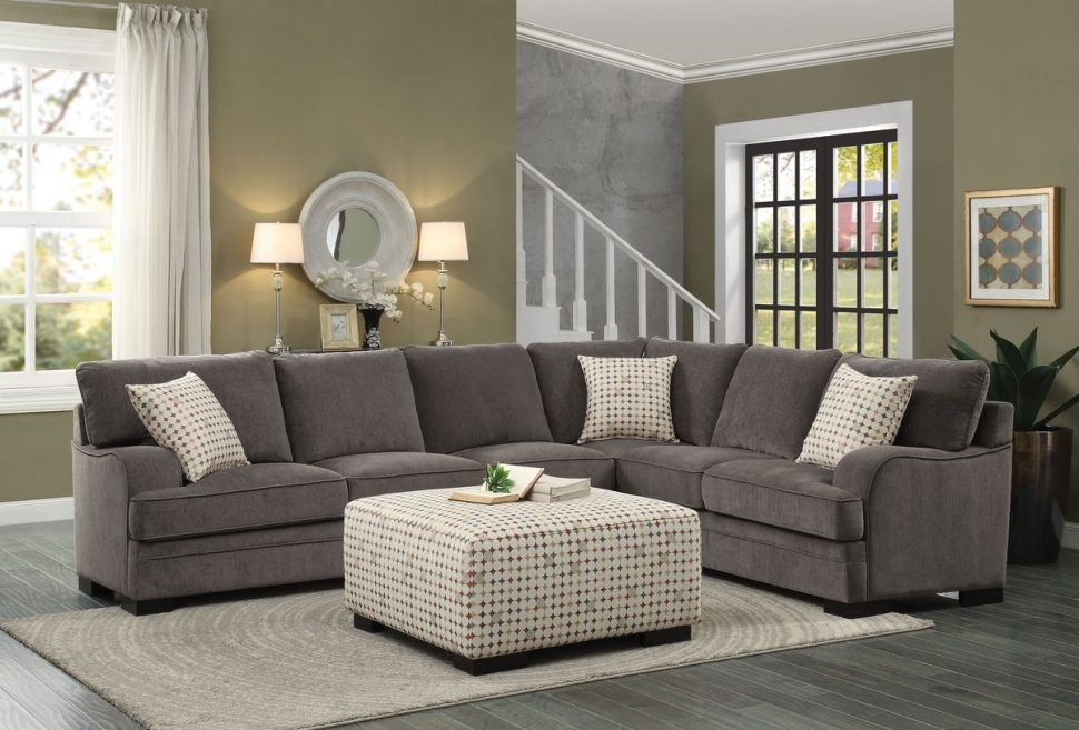 Sofas Center Sectional Sofa With Ottoman Bainbridge Sofas And nicely pertaining to Aspen Leather Sofas (Image 17 of 20)