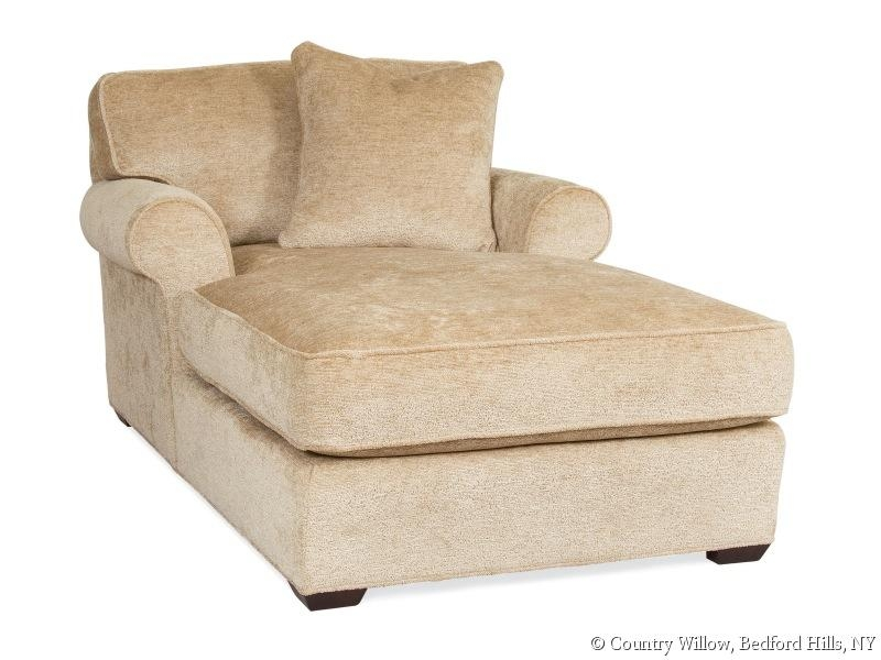 Sofas Chaise Country Willow perfectly inside Lounge Sofas and Chairs (Image 18 of 20)