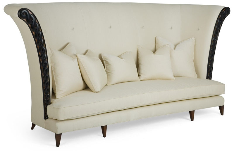 Sofas Idesignarch Interior Design Architecture Interior good regarding Sofas With High Backs (Image 15 of 20)