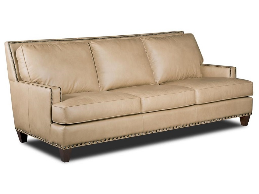 Sofas Loveseats Aspen Regis Leather Sofa most certainly with Aspen Leather Sofas (Image 18 of 20)