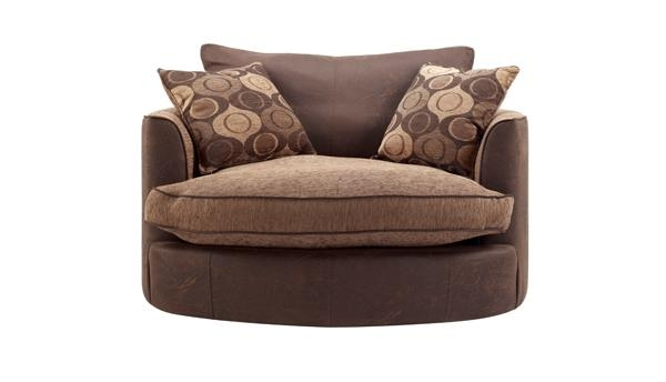 Popular Photo of Spinning Sofa Chairs