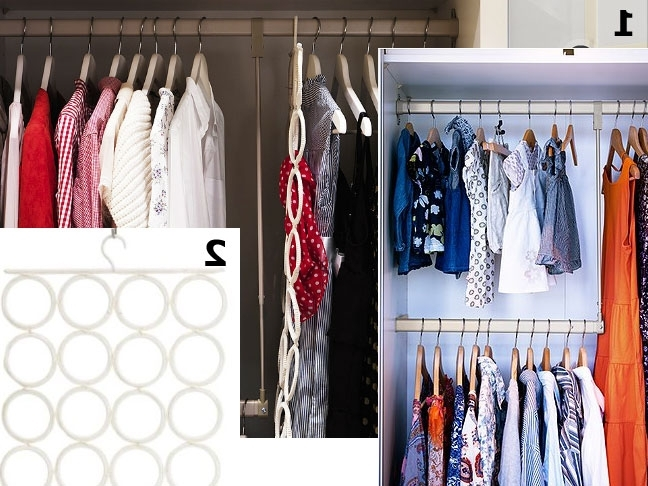 Spring Closet Simplification good regarding Double Rail Wardrobes Ikea (Image 3 of 30)