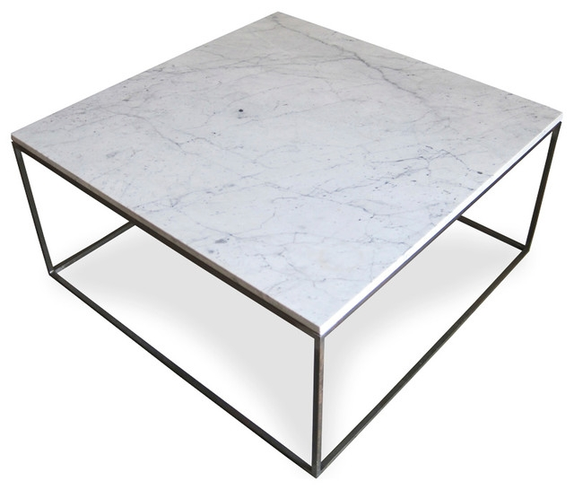 Steel Coffee Table definitely for Metal Square Coffee Tables (Image 20 of 20)