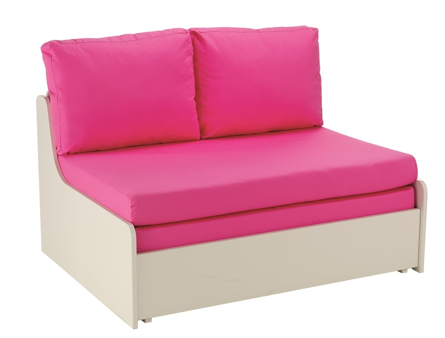 Stompa Uno S Sofa Bed Rainbow Wood Perfectly With Regard To Cushion Sofa Beds (View 20 of 20)