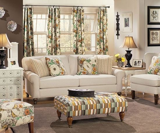 Stunning Country Cottage Living Room Furniture Ideas Home Design effectively with Country Cottage Sofas and Chairs (Image 20 of 20)