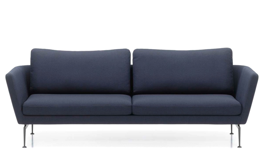 Suita Three Seater Firm Sofa Hivemodern effectively with regard to Three Seater Sofas (Image 18 of 20)