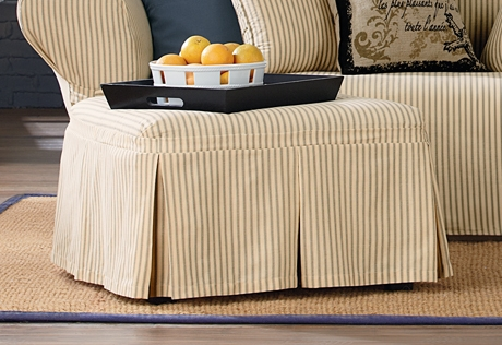 Sure Fit Category effectively with Slipcovers for Chairs and Sofas (Image 19 of 20)