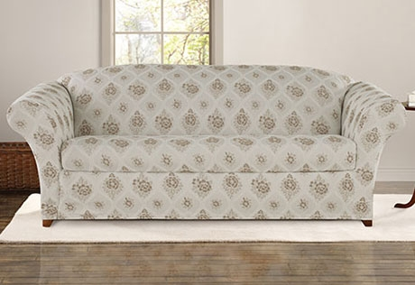 Sure Fit Category Good Regarding Sofa Settee Covers (View 19 of 20)