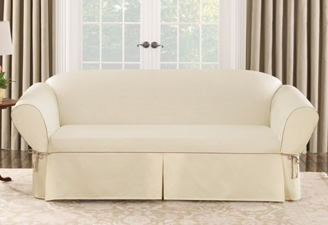 Sure Fit Category perfectly inside Slipcovers Sofas (Image 16 of 20)