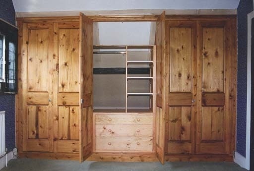 Sustainable Solid Wood Bedroom Furniture good with Solid Wood Fitted Wardrobes (Image 5 of 30)