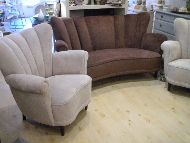 Swedish Antiques For Sale Midnight Sun Ltd Direct Importer Of nicely with Art Deco Sofa and Chairs (Image 19 of 20)