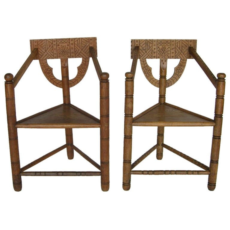 Swedish Monk Chairs At 1stdibs perfectly with Monk Chairs (Image 19 of 20)