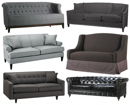 Sweet Sofas Under 1000 Designsponge certainly for Affordable Tufted Sofa (Image 19 of 20)