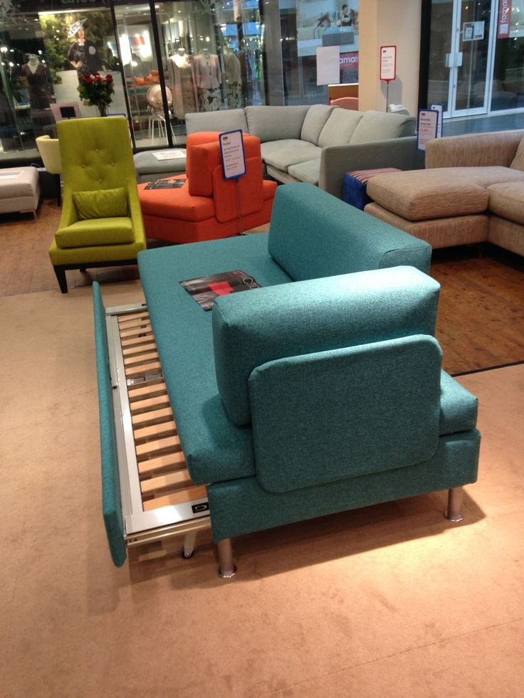 Swiss Made Luxury Sofa Bed This Is The Double Bed Option They good with regard to Luxury Sofa Beds (Image 20 of 20)