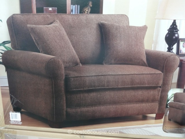 Synergy Home Albany Fabric Twin Sleeper Chair perfectly in Loveseat Twin Sleeper Sofas (Image 16 of 20)