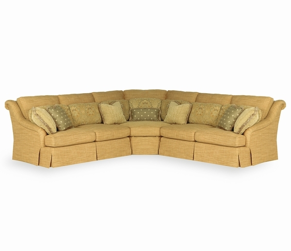 Taylor King good with regard to 45 Degree Sectional Sofa (Image 20 of 20)