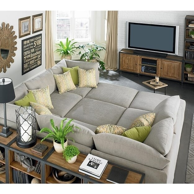 The 19 Most Comfortable Couches Of All Time To Make Sure You Never Properly Regarding Comfortable Sectional Sofa (View 19 of 20)