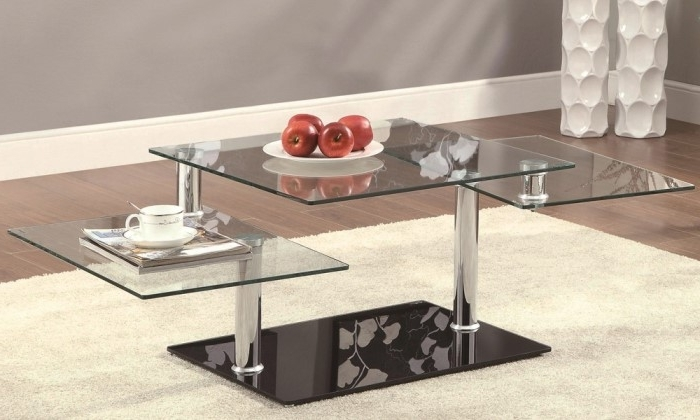 The Most Expensive Cheap Unusual Swivel Coffee Tables Coffee nicely with regard to Unusual Glass Coffee Tables (Image 3 of 30)