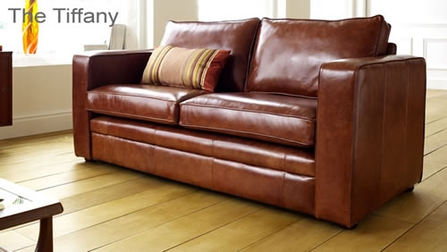 The Sofa Collection British Made Sofas Handmade In The Uk good inside Aniline Leather Sofas (Image 19 of 20)