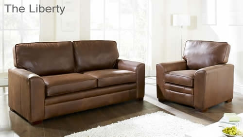 The Sofa Collection British Made Sofas Handmade In The Uk very well with regard to Full Grain Leather Sofas (Image 19 of 20)