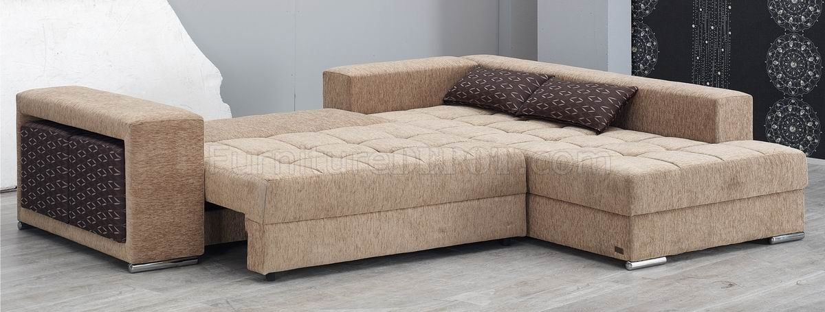 Featured Photo of Convertible Sectional Sofas