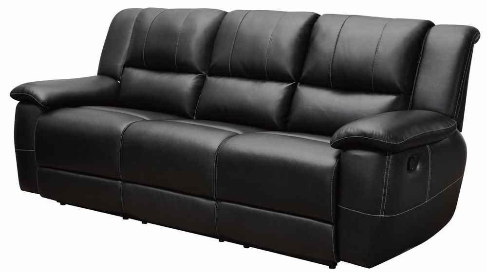 Top 10 Best Leather Reclining Sofas Reviewed In 2017 properly intended for Recliner Sofa Chairs (Image 20 of 20)