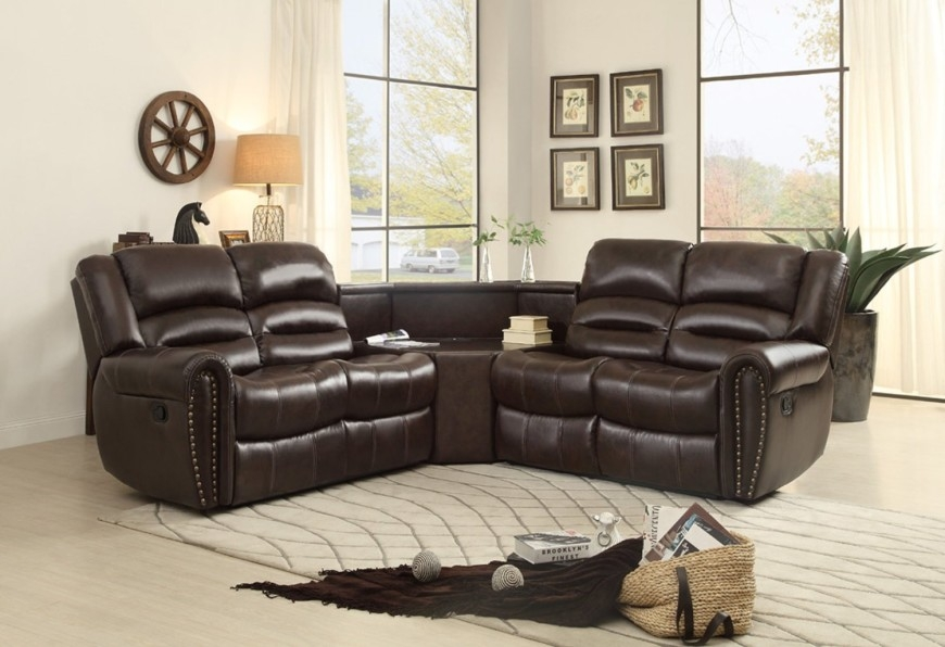 Top 10 Best Recliner Sofas 2017 Home Stratosphere Most Certainly In 10 Piece Sectional Sofa (View 10 of 20)