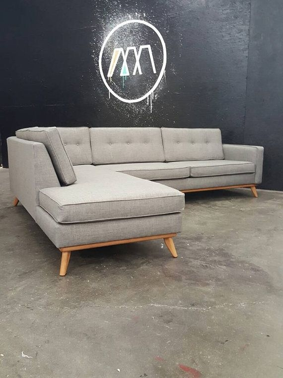 Top 25 Best Chaise Sofa Ideas On Pinterest Cream Couch Living Very Well With Mid Range Sofas (View 19 of 20)