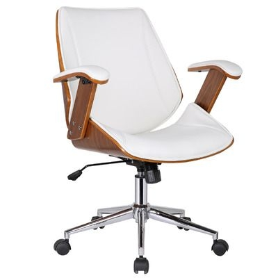 Top 25 Best High Back Office Chair Ideas On Pinterest Office Nicely Throughout Sofa Desk Chairs (View 20 of 20)