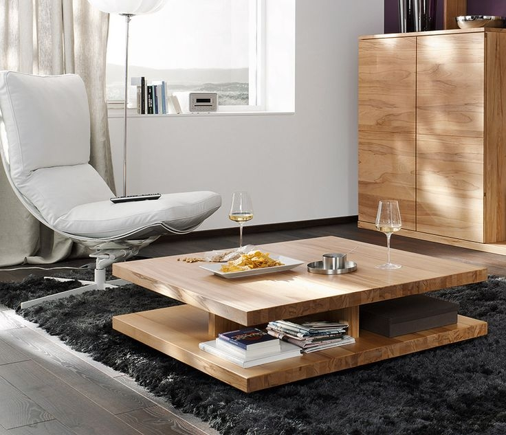 Top 25 Best Modern Coffee Tables Ideas On Pinterest Coffee effectively intended for Wood Modern Coffee Tables (Image 20 of 20)