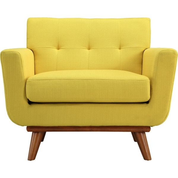 Top 25 Best Yellow Accent Chairs Ideas On Pinterest Yellow Seat definitely with Accent Sofa Chairs (Image 18 of 20)