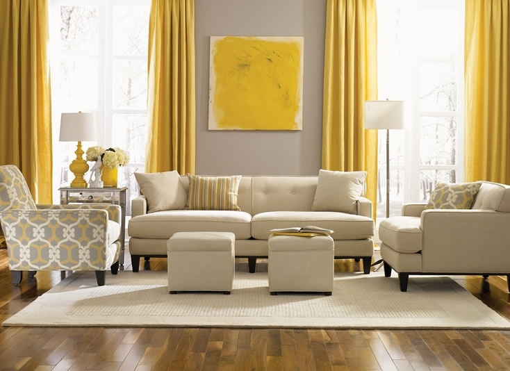 Top 25 Best Yellow Accent Chairs Ideas On Pinterest Yellow Seat good in Yellow Sofa Chairs (Image 14 of 20)
