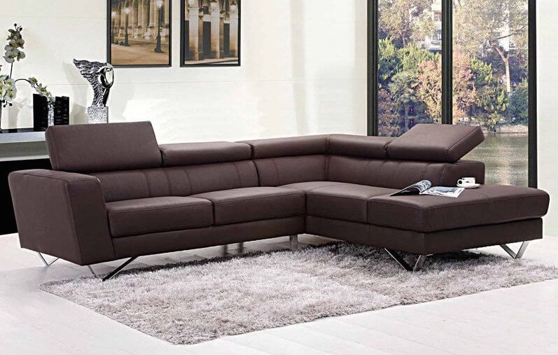 Top 25 Man Cave Sofas From Around The Web effectively with Angled Sofa Sectional (Image 19 of 20)