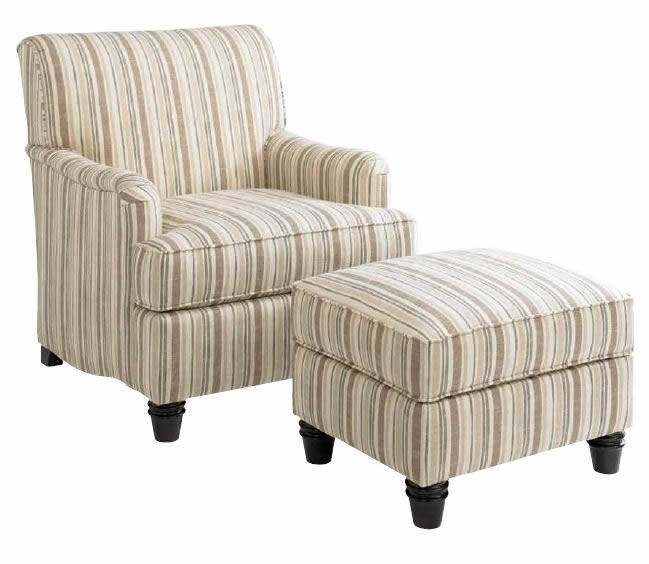 Townsend Xpress 2 U Chair And Ottoman Cedar Hill Furniture Definitely Throughout Sofa Chair With Ottoman (View 20 of 20)