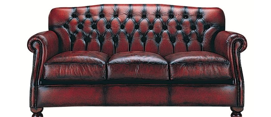 Traditional Leather Sofas Sofasofa certainly with regard to Victorian Leather Sofas (Image 9 of 20)