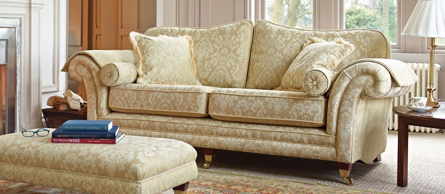 Traditional Sofas British Made Fabric Leather Sofasofa most certainly with regard to Classic English Sofas (Image 19 of 20)