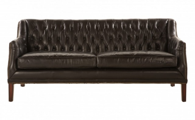 Tufted Leather Sofas Making It Lovely Nicely For Cheap Tufted Sofas (View 19 of 20)