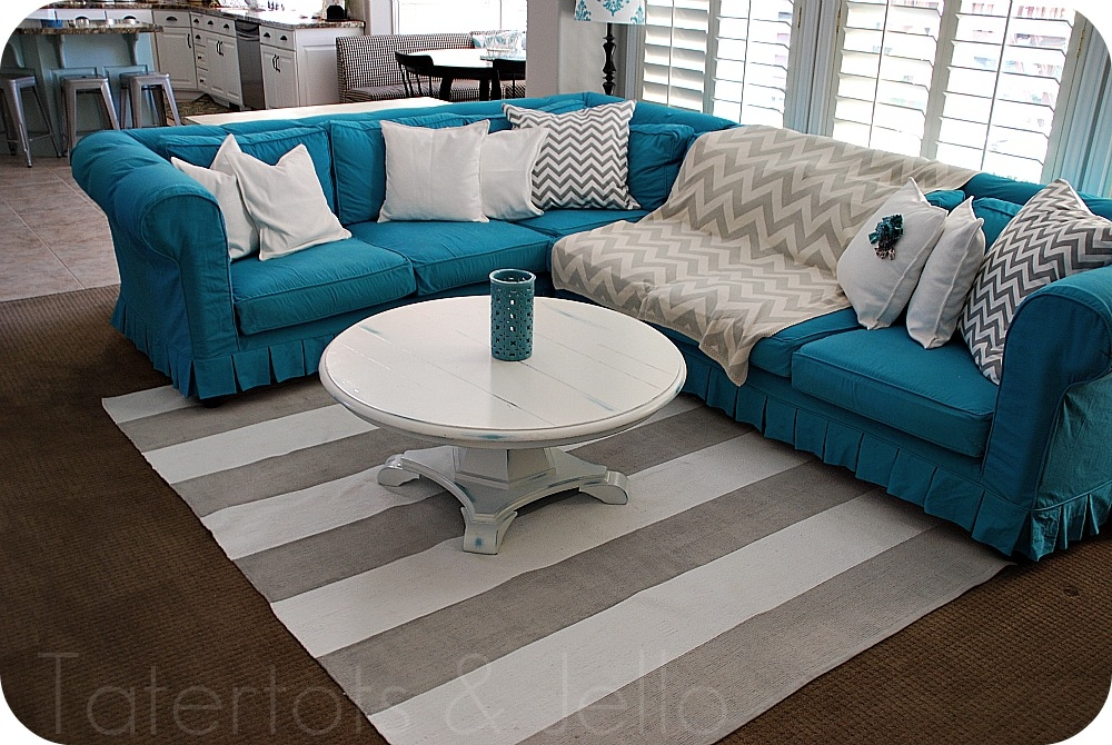 Turquoise Couch Images Reverse Search very well in Turquoise Sofa Covers (Image 19 of 20)