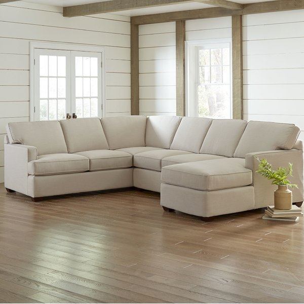 U Shaped Sectionals Youll Love Wayfair Most Certainly Pertaining To C Shaped Sectional Sofa (View 20 of 20)