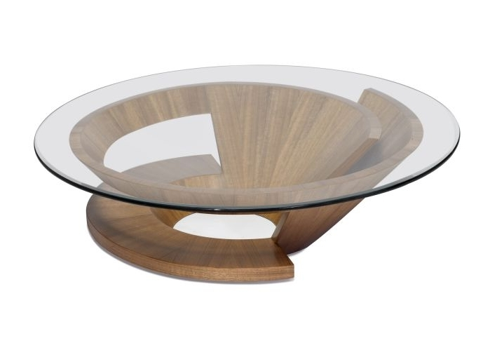 30 Best Ideas of Unique Small Glass Coffee Table