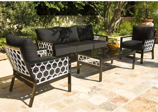Unique Outdoor Sofa Tables With Outdoor Wicker Patio Sofa And perfectly for Patio Sofa Tables (Image 19 of 20)