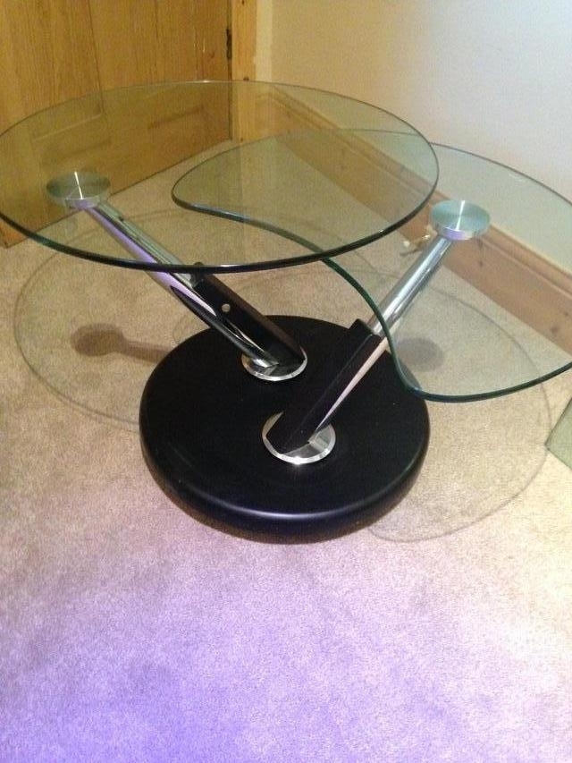 Unusual Coffee Table Second Hand Household Furniture Buy And properly intended for Unusual Glass Coffee Tables UK (Image 11 of 30)