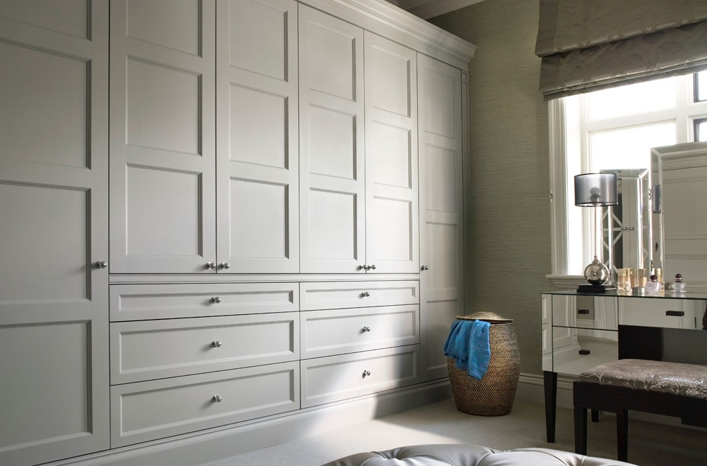 Vanilla Interiors In Yorkshire Becomes A Distributor Of Luxury properly pertaining to Drawers for Fitted Wardrobes (Image 6 of 30)
